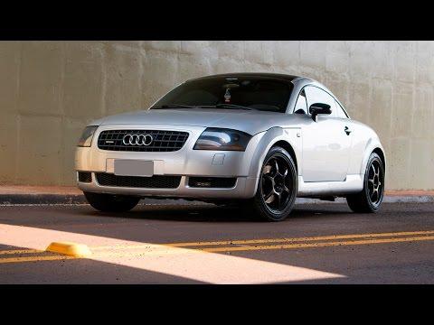 Review Audi TT Quattro Coupe 2003 Manual