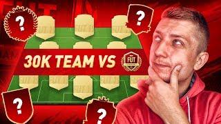 SKŁAD ZA 30k VS FUT CHAMPIONS!! PODSUMOWANIE!! #futchampions #challenge #fifa19