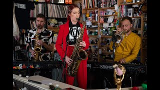 Moonchild: NPR Music Tiny Desk Concert