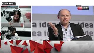 """Sergio Berensztein: """"Lo que Cristina propone implica el fin de la democracia"""""""