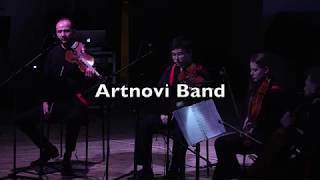 "Artnovi Band - ""The Beatles. Живой звук"""