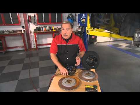 how to avoid glazed rotors