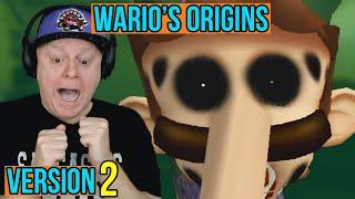 WARIO'S ORIGINS VERSION 2.0   DID THE CURSE COME BACK? - 2018 MODE - NIGHTS 1 2
