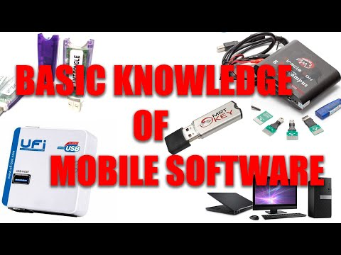BASIC KNOWLEDGE OF MOBILE SOFTWARE YOU SHOULD KNOW