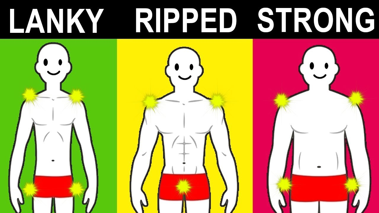 8 surprising opinions men have about your body