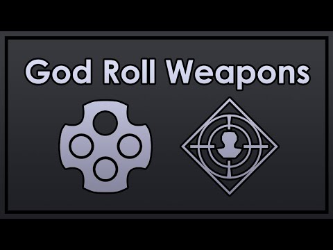 Destiny 2: What Makes a God Roll Weapon? The Best Perks For All Guns