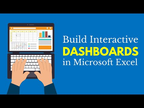 Build Interactive Dashboards in Microsoft Excel
