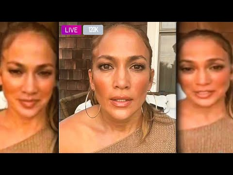 Download Jennifer Lopez Finally Opens Up On Why She Got Back With Ben Affleck