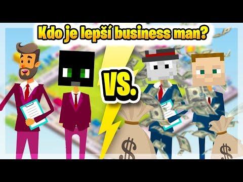"Souboj V ""Monopoly"" - GEJMR + KELO Vs MARWEX A ELYS! [BUSINESS TOUR]"