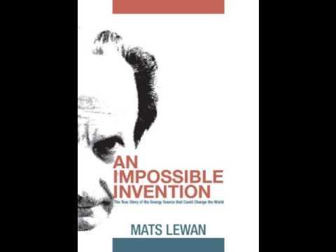 Ny Teknik's Mats Lewan: E-Cat, Andrea Rossi, & An Impossible Invention