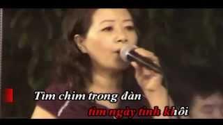 KARAOKE ĐÓA HOA VÔ THƯỜNG - Nhạc và lời Trịnh Công Sơn - Bản full