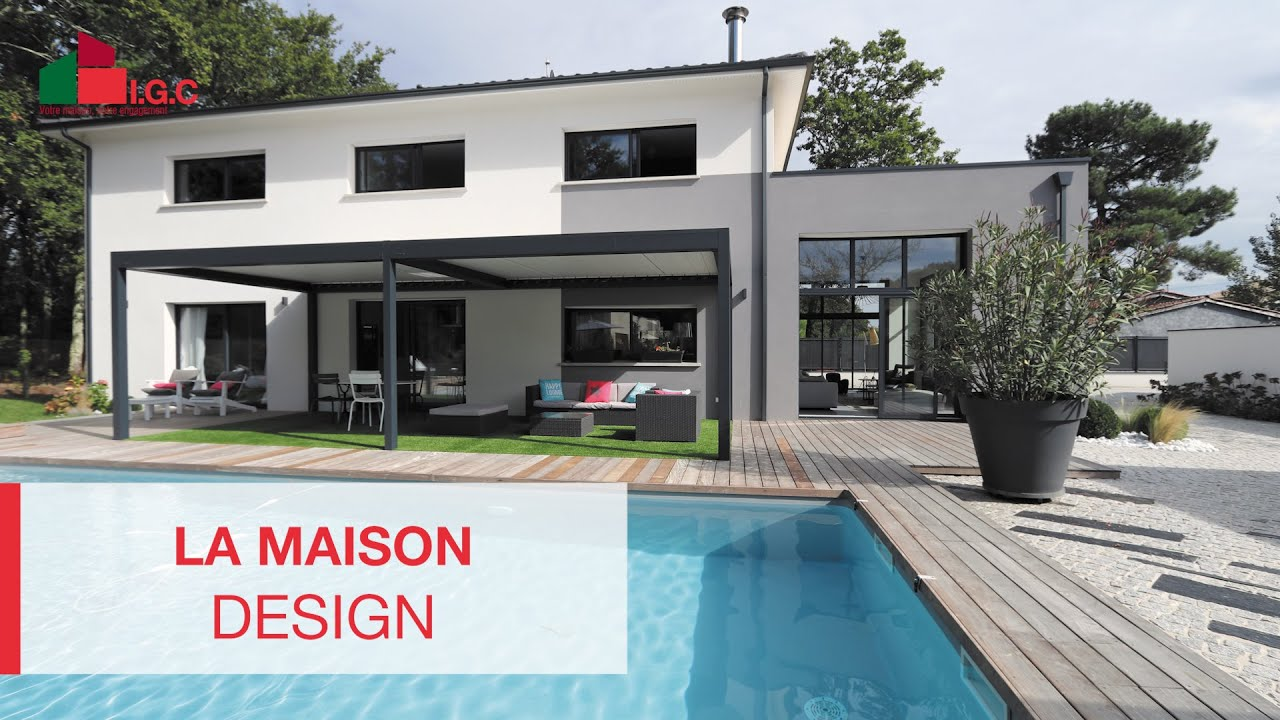 La maison design - YouTube
