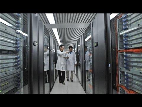 U.S. Loses Supercomputer Title to China