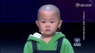Chinese baby does Random Dancing for an audition! Cute alert