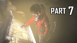 Rise of the Tomb Raider Walkthrough Part 7 - House of the Afflicted (Let