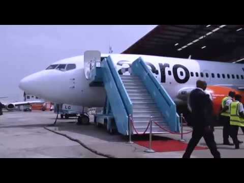 Aero  C-Check Maintenance Certification will Save FX for Nigeria