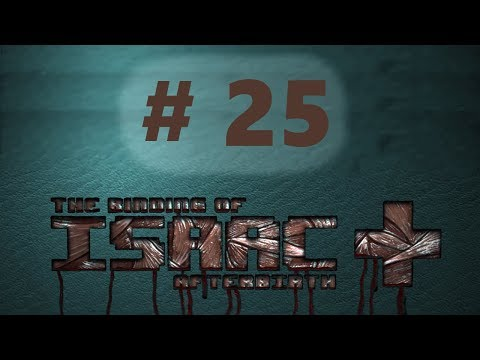 Český Let'sPlay The Binding of Isaac: Afterbirth + #25