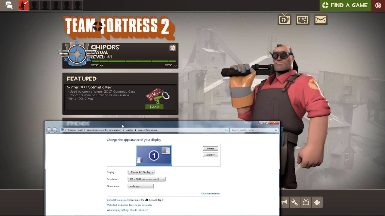 How to record tf2 with OBS (2018 has proofs)