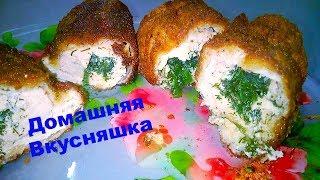 Котлеты по киевски/Пошаговый рецепт котлет.
