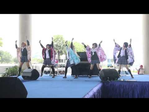 EOY 2015 performance Hanayamata
