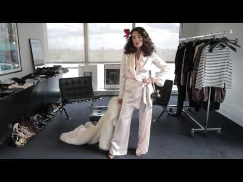 Mademoiselle Agnès est la femme Vogue des années 70    95 ANS    VOGUE PARIS