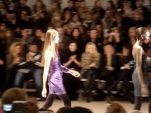 yigal azrouel fall 2009 - ny fashion week