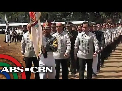 Purisima, Napenas no-shows at PMA homecoming: No-show sa PMA alumni homecoming ang ilang matataas na opisyal na nauugnay sa Mamasapano incident.  Subscribe to the ABS-CBN News channel! - http://bit.ly/TheABSCBNNews  Watch the full episodes of TV Patrol on TFC.TV   http://bit.ly/TVP-TFCTV and on IWANT.TV for Philippine viewers, click: http://bit.ly/TVP-IWANTV  Visit our website at http://www.abs-cbnnews.com Facebook: https://www.facebook.com/abscbnNEWS Twitter: https://twitter.com/abscbnnews