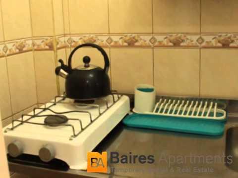 Av Santa Fe & Gurruchaga, Buenos Aires Apartments Rental - Palermo