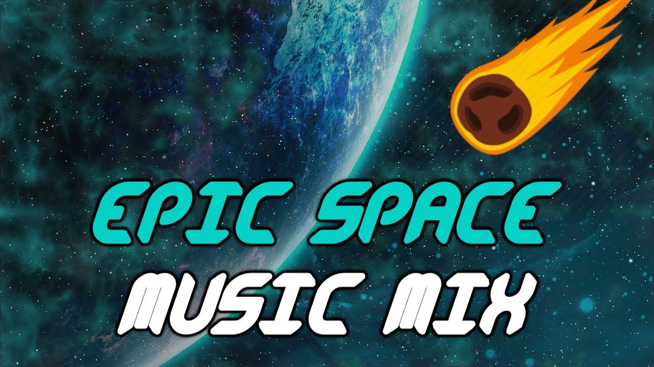 Gute & epische Weltraum & Science Fiction Musik | Instrumental (Cosmic  Space Music Mix 2019)