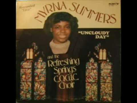 Uncloudy Day Original Myrna Summers Refreshing Spring Youtube
