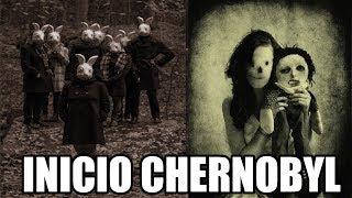 El Grupo SECRETO en Chernobyl | El Proyecto TARA