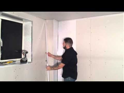 How To Clad A External Corner By Dbs Bathrooms Decorative Bathroom Systems Limited