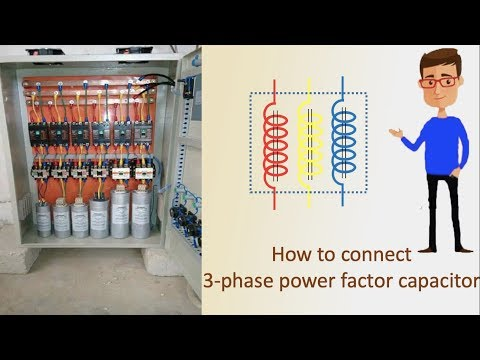 how-to-connect-3-phase-power-factor-capacitor-|-3-phase-pfi-star-delta-connection-|-pfi-capacitor