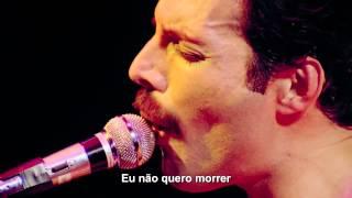 Queen - Bohemian Rhapsody (Live HD) Legendado em PT-BR