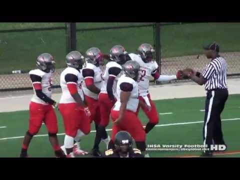 * Al Raby Raiders@King Jaguars Varsity Football