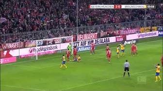 Bayern Munich vs. Eintracht Braunschweig