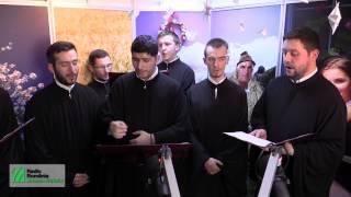 """Invitat la Antena Satelor, grupul psaltic """"ANASTASIS"""" al Paraclisului Catedralei Mantuirii Neamului"""