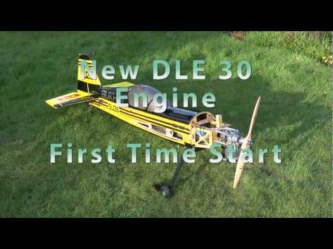DLE 30 Very First Start