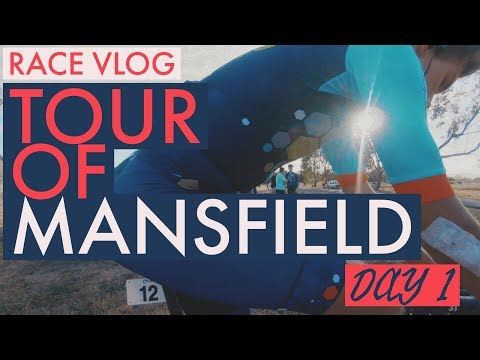 TOUR OF MANSFIELD DAY 1