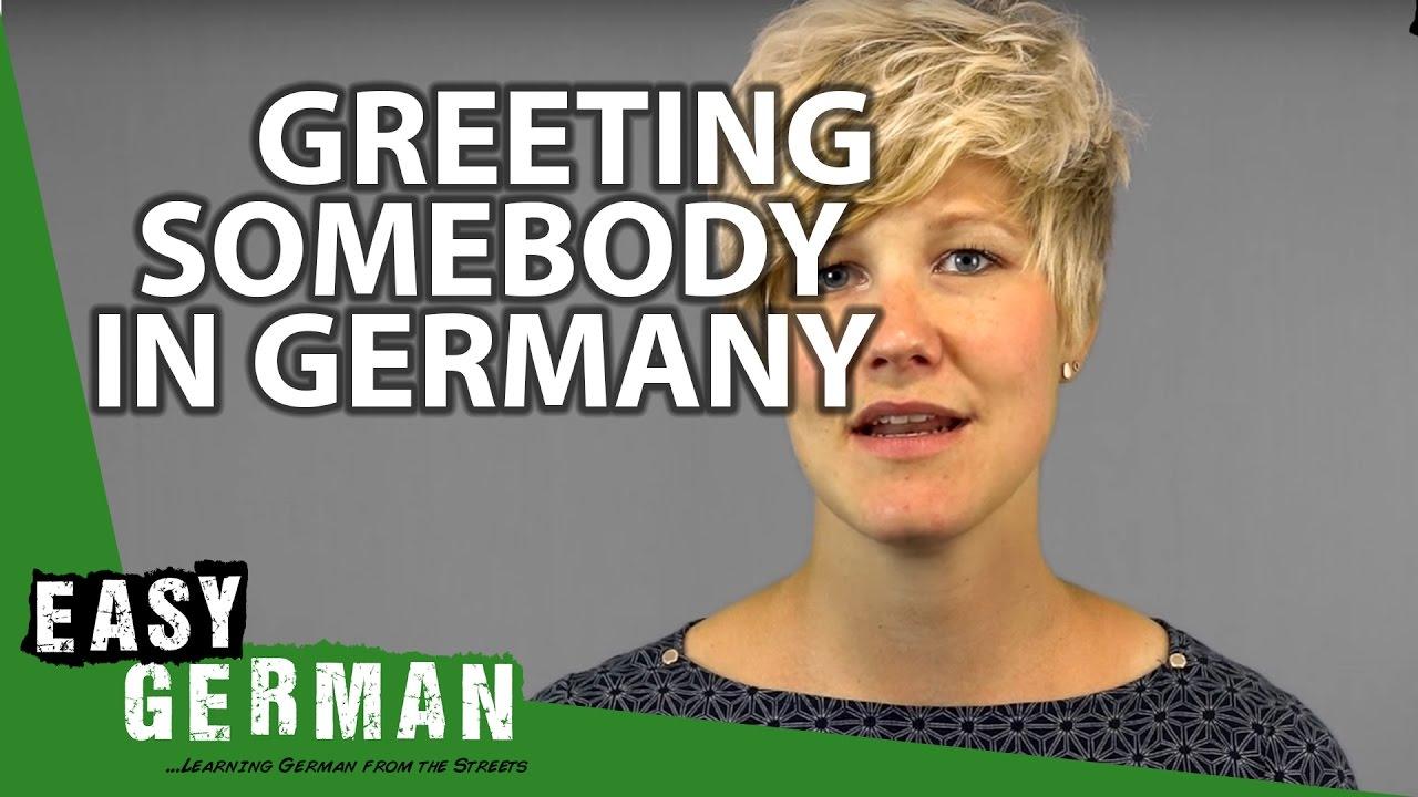 Somebody Deutsch
