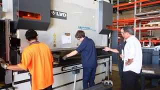 SAMIN Sheet Metal CNC Press Brake