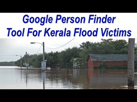What is Google Person Finder ! How to use Google Person Finder