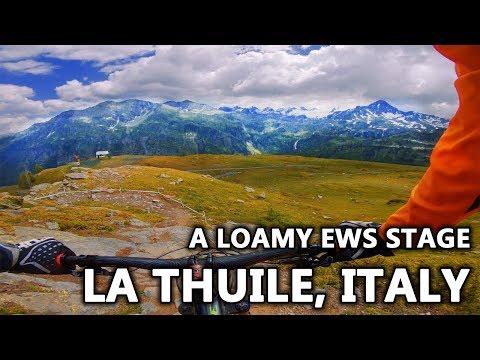 Cambogia (J Trail)   La Thuile, Italy   MTB