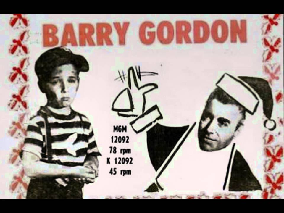 Barry Gordon With Art Mooney & His Orchestra - Nuttin' For ...