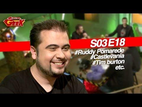 + OU - GEEK #S03E18 - Ruddy Pomarede