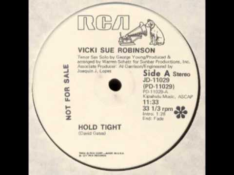 Vicki Sue Robinson_Hold Tight _Extended Version