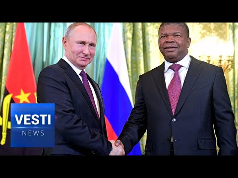 Angola's President Visits Moscow to Discuss New Opportunities For Russian Businessmen