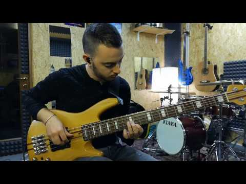 Spirit Of The West - Yellowjackets Bass Cover (Matteo Grandoni)