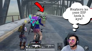 When Maxtern roasts CarryMinati and Tanmay Bhat in PUBG Mobile