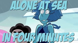 Alone At Sea in Four Minutes